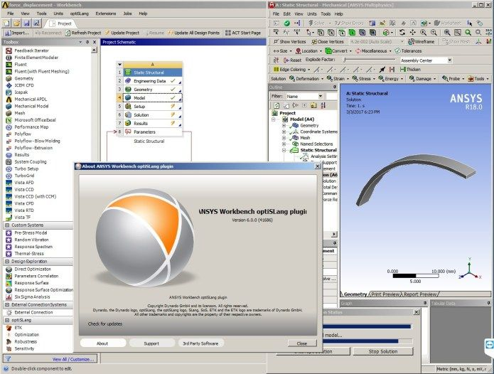 Working with ANSYS optiSLang 6 0 0 41686 full crack | FULL SOFTWARES