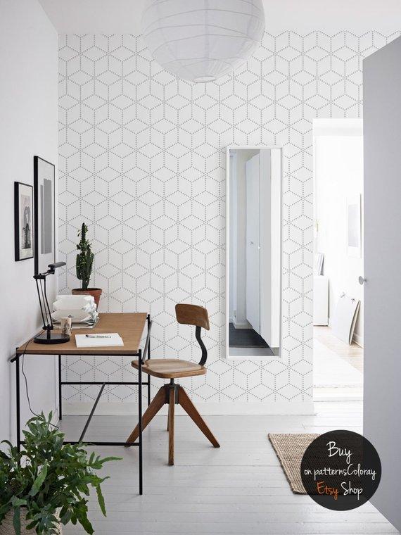 autocollant papier peint nos papiers peints sont. Black Bedroom Furniture Sets. Home Design Ideas