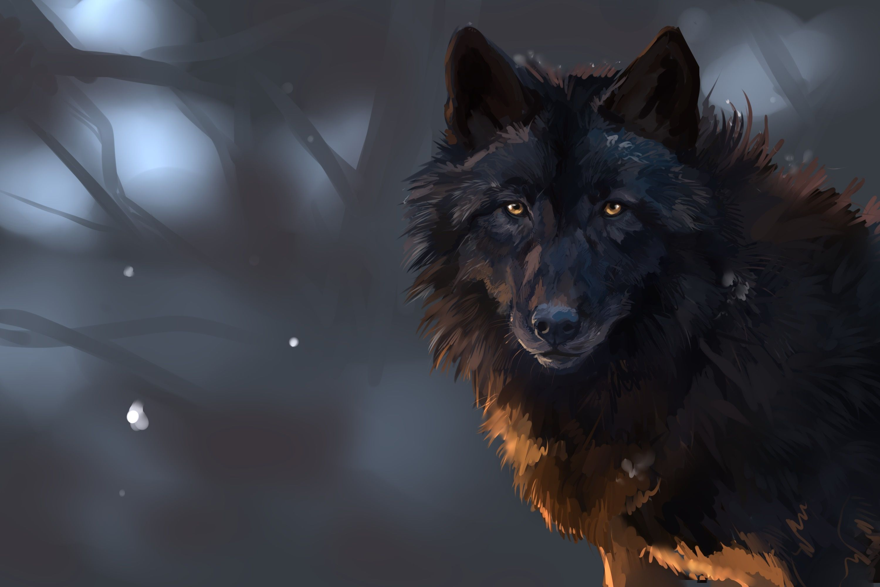 Hd wallpaper wolf - Wolf Wallpaper Hd Desktop