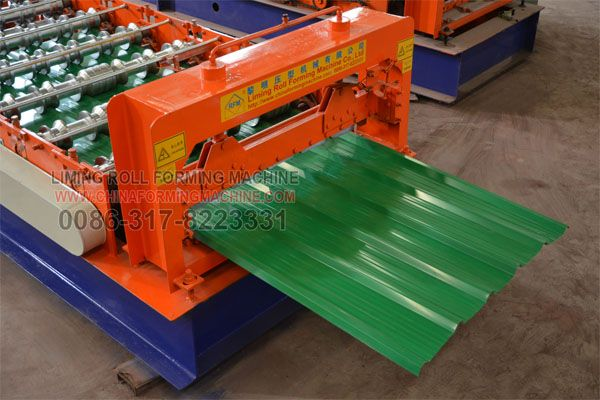 Best Ibr Steel Sheet Roofing Roll Forming Machine Roll 400 x 300