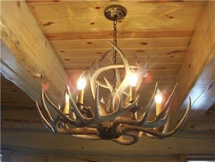 Deer antler chandelier 6 lights best quality on the by antler4u deer antler chandelier 6 lights best quality on the by antler4u 38900 aloadofball Choice Image