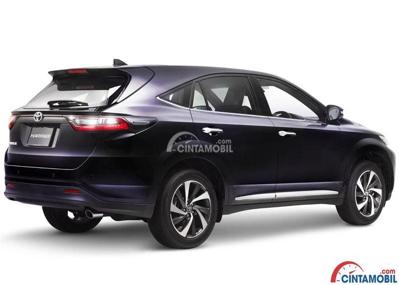Toyota Harrier Price Agus 2020 In Indonesia Suv Toyota Mobil