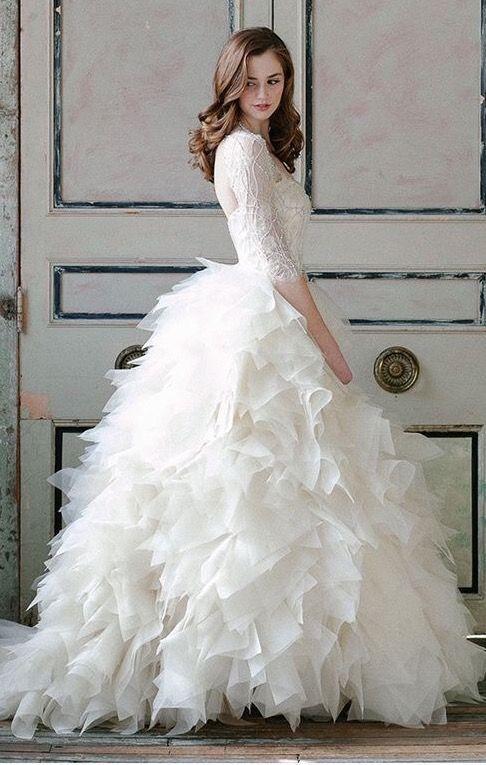 Jolie robe de mariee 2018