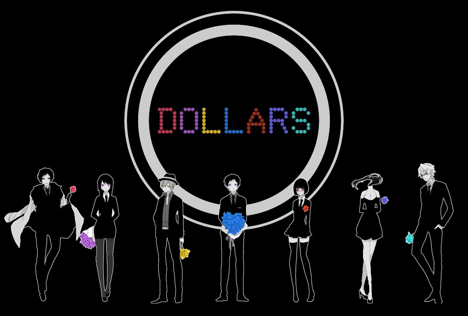 Durarara Dollars Wallpaper Hd Wallpapersafari