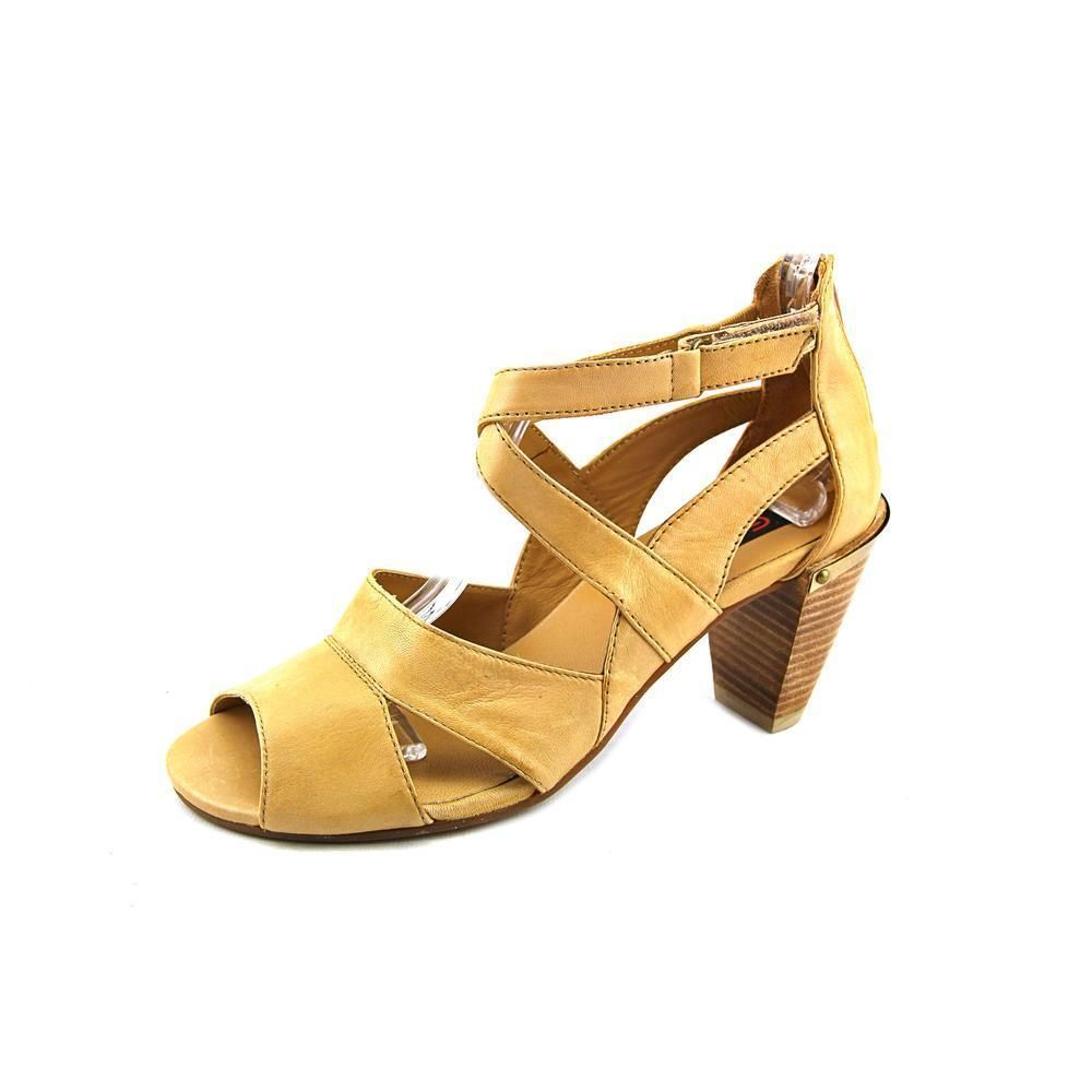 Everybody By BZ Moda Dullo Leather Sandals W/out Box #EverybodyByBZModa #Strappy