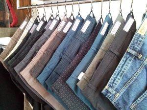 collection pantalon true nyc AH14/15