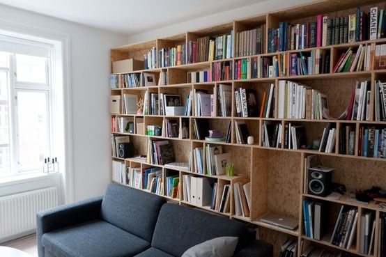 osb platten innenausbau b cherregal wohnideen wohnzimmer pinterest regal b chergestell. Black Bedroom Furniture Sets. Home Design Ideas