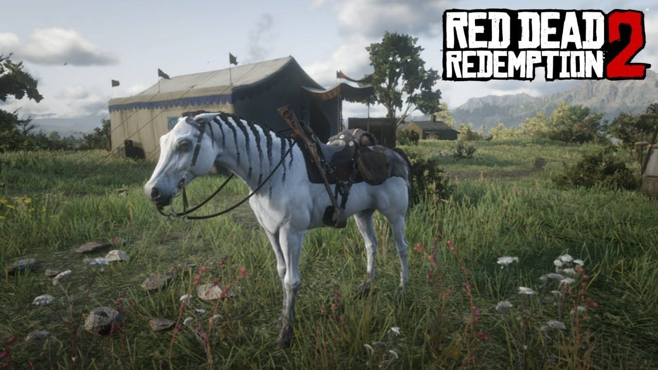 Red Dead Redemption 2 Arabian Elite Horse Location With