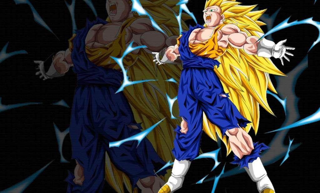 Goku Super Saiyan 10000000000000000000000000000000000000000000000000000000000 Dragon Ball Z Gogeta S...