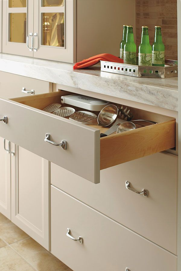 Tall Cabinet Drawer Box Get More From Your Drawers With The Tall - Kitchen cabinet drawer boxes