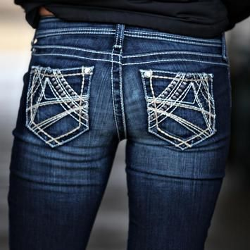 Pin By Nossa Gutierrez On Some Things I Like Ariat Clothing Beautiful Jeans Clothes
