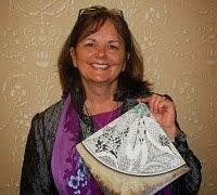 """Home of Certified Zentangle® Teacher Adele Bruno's """"It's a String Thing""""- a weekly tangled adventure."""