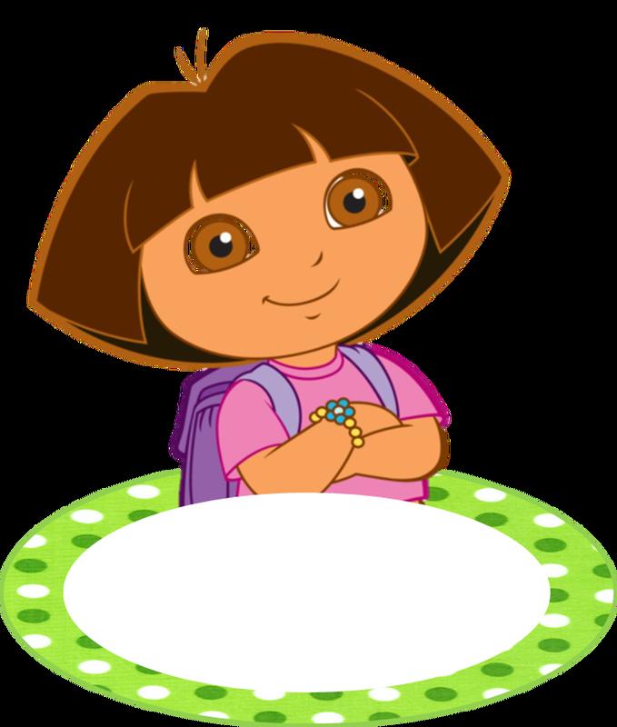free dora the explorer party ideas creative printables - Printable Pictures Of Dora The Explorer