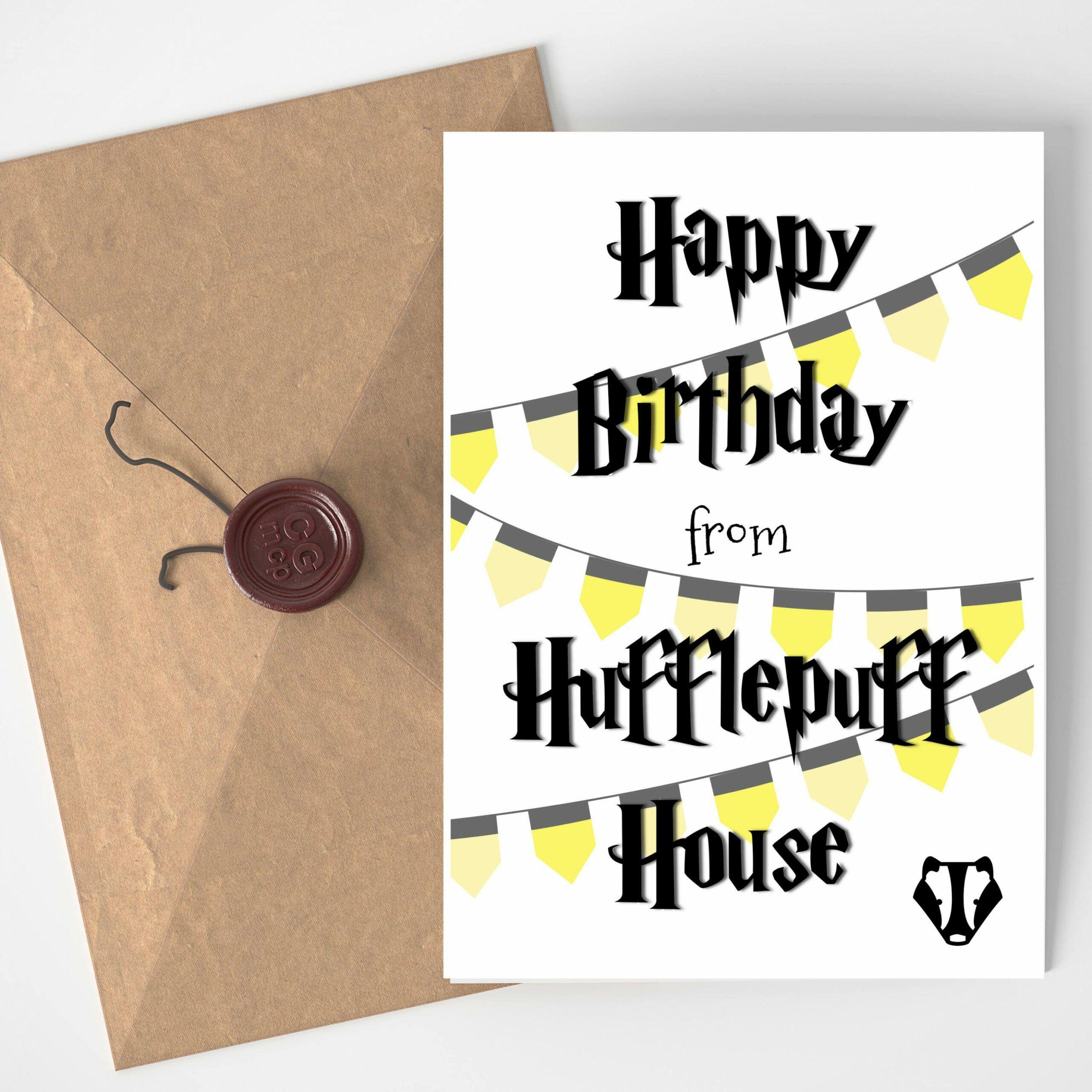 11 Best Diy Harry Potter Birthday Card Amazon promised ...