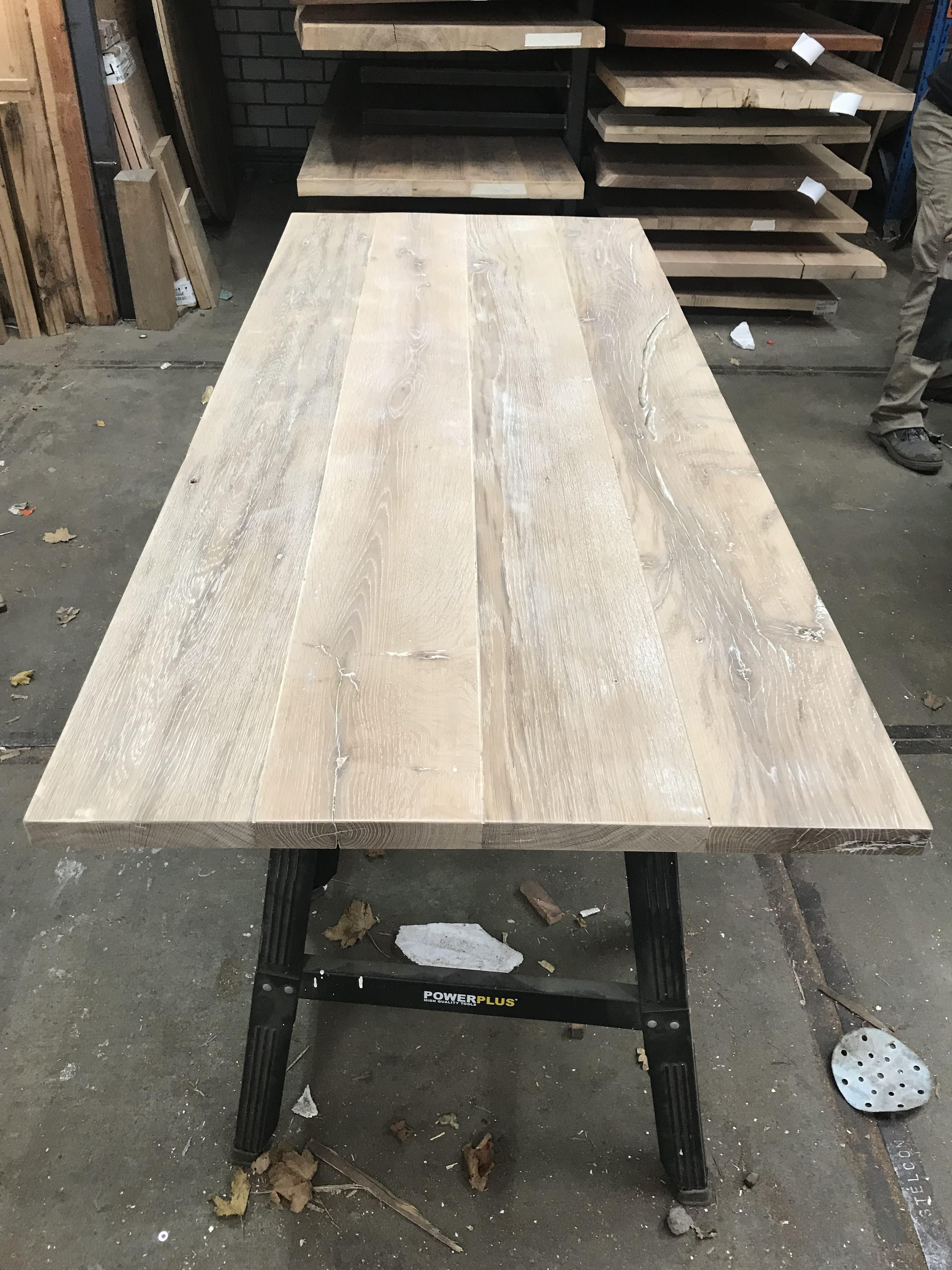 table salle a manger table bois