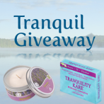 Tranquil Giveaway / Sweepstakes - Just click and enter using your Facebook account