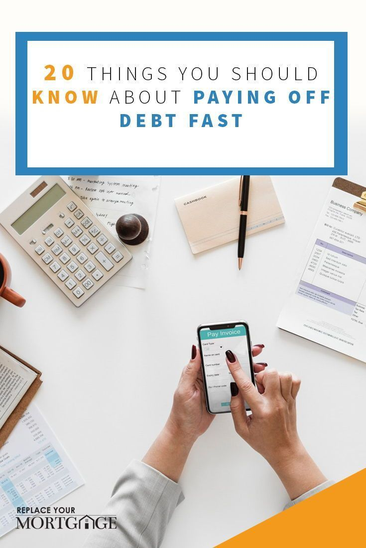 Do You Know These 20 Things About Paying Off Debt Fast