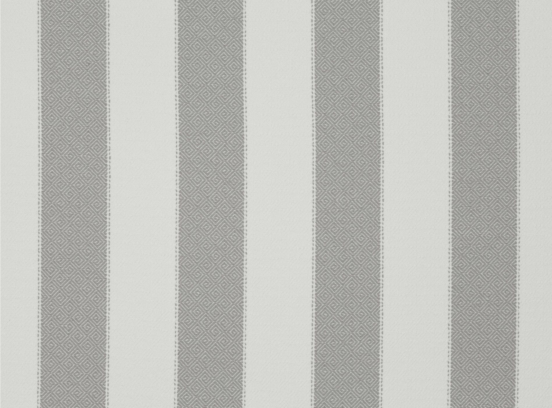 gray white barn pottery the pin koshi barns mist yard alexander mark stripe by fabric cotton