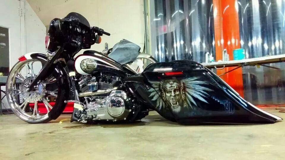 Custom Low Rider Bagger Baggers Pinterest Low Rider Bagger