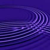 purple ripples background stock photography