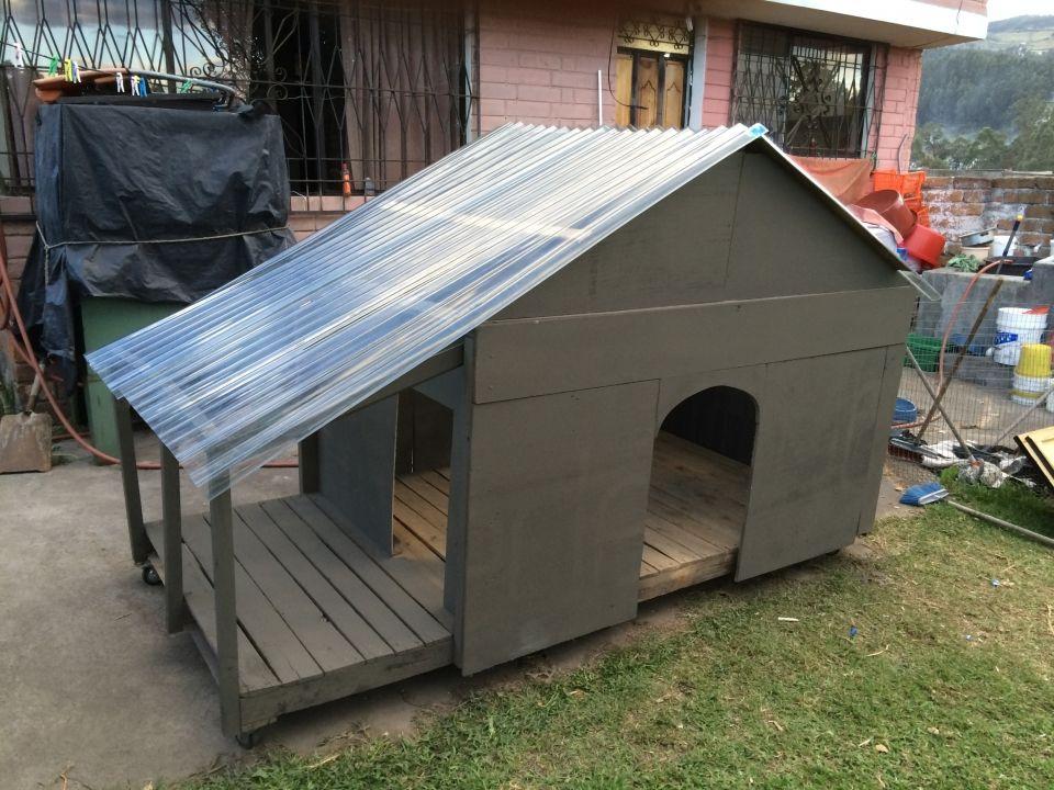 Construí una casa para mis perros y te lo muestro - Taringa!