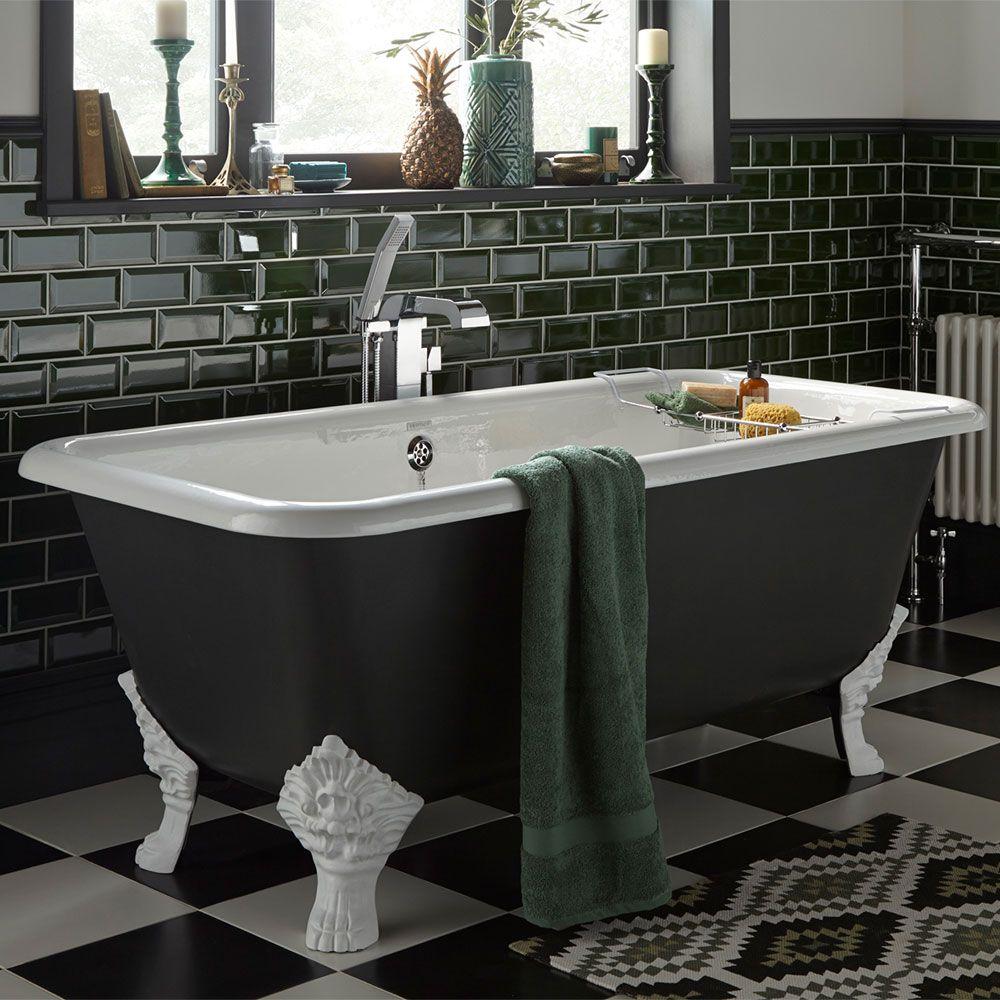Features cast iron baths 50