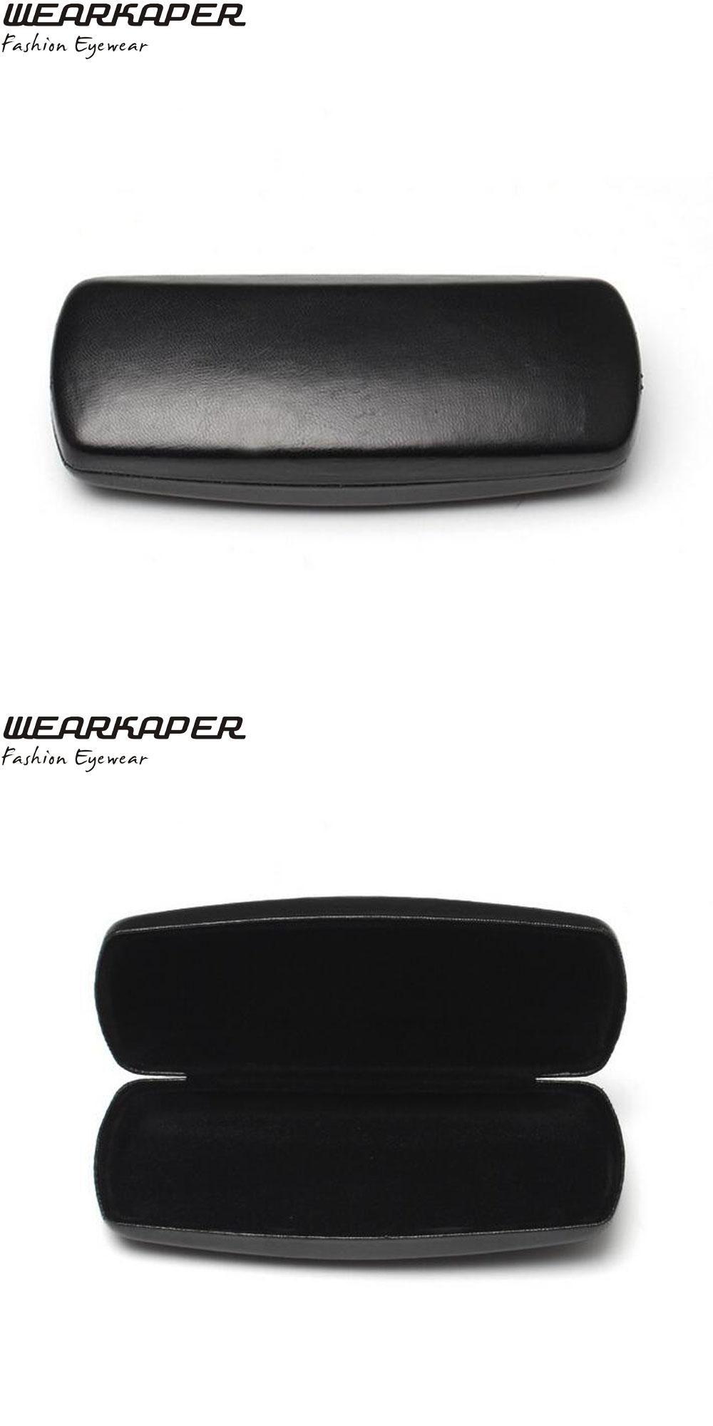 febc110a6a WEARKAPER Eyewear Case Optical Frame Glasses Box Reading glasses Box ...