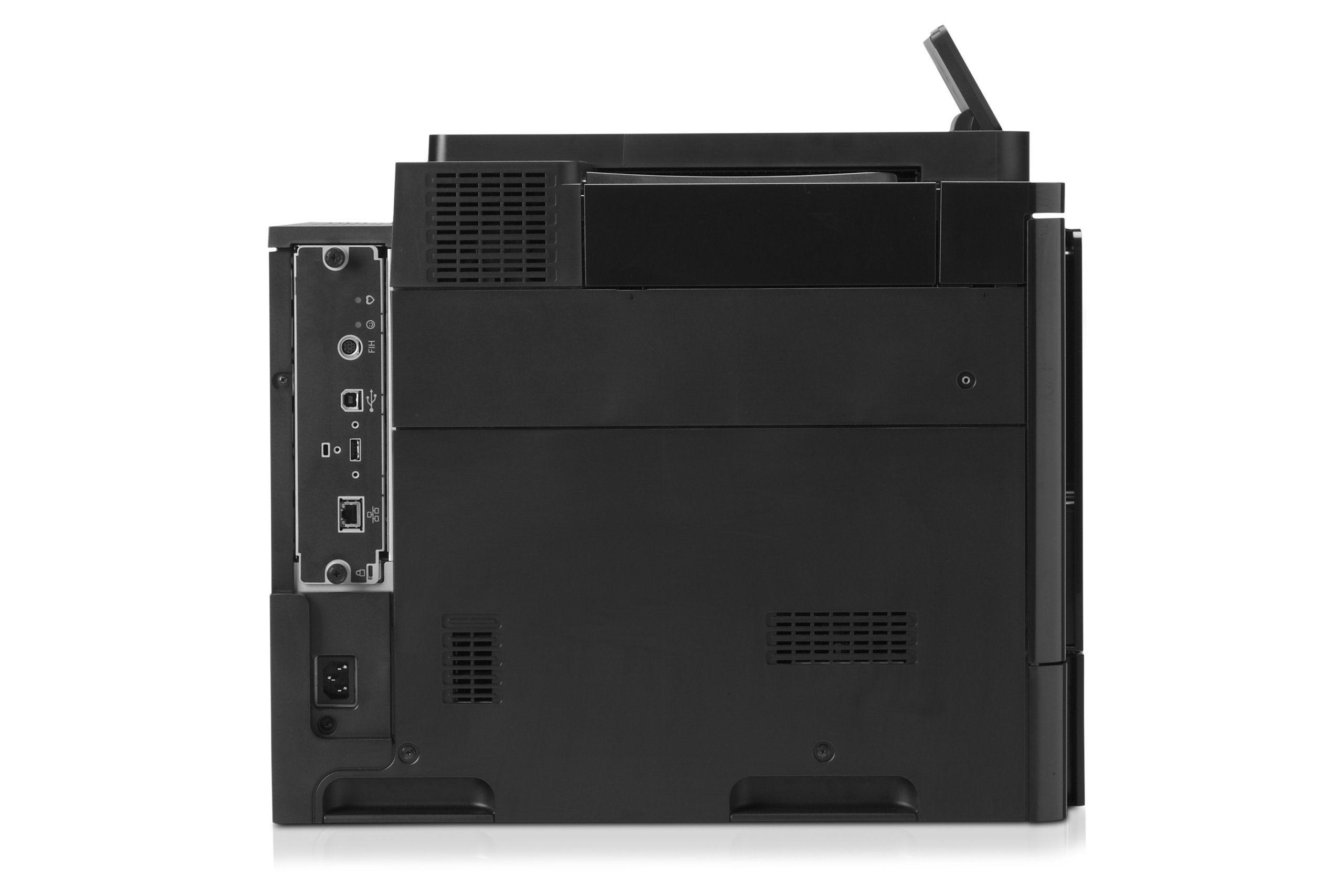 Hp Color Laserjet Enterprise M651dn Printer Cz256a See This Great Product Affiliate Link Computerprinters Printer Computer Locker Storage