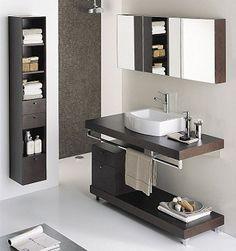 baños pequeños ideas para decorar - Buscar con Google | Cuarto De ...