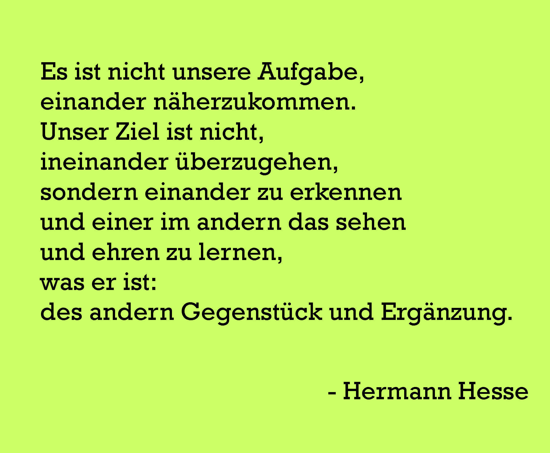 Liebe. Hermann Hesse Zitat Narziss und Goldmund | My Heart