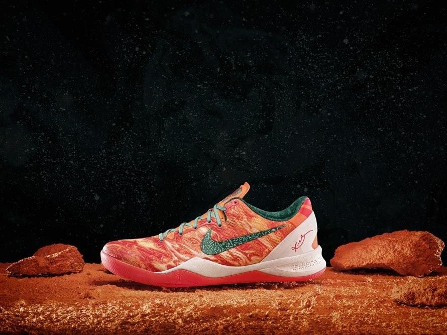 finest selection 90d3a c38e8 Nike  Extraterrestrial  Houston All-Star Pack – LeBron X, Kobe 8 System   KD  V
