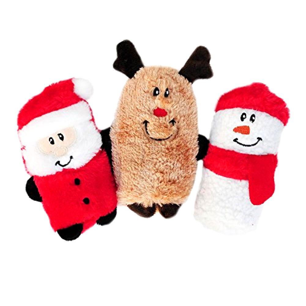 Zippy Paws Dog Toy Holiday Dog Toys Christmas Dog Toys Dog