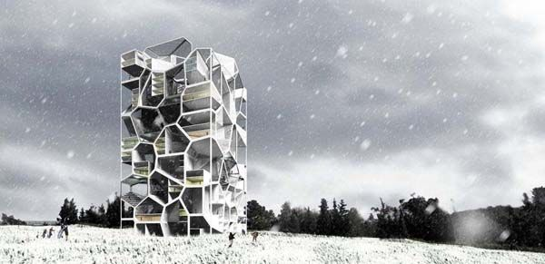 Vertical Village-2 #architecture ☮k☮