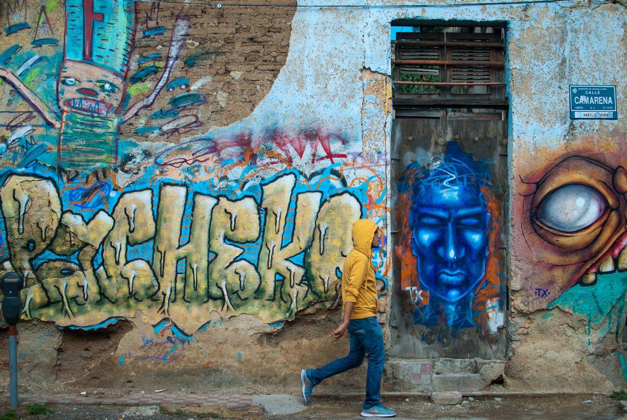 Arte Urbano, Photowalk Descubre Centro 2015, Guadalajara, Jalisco, Mexico