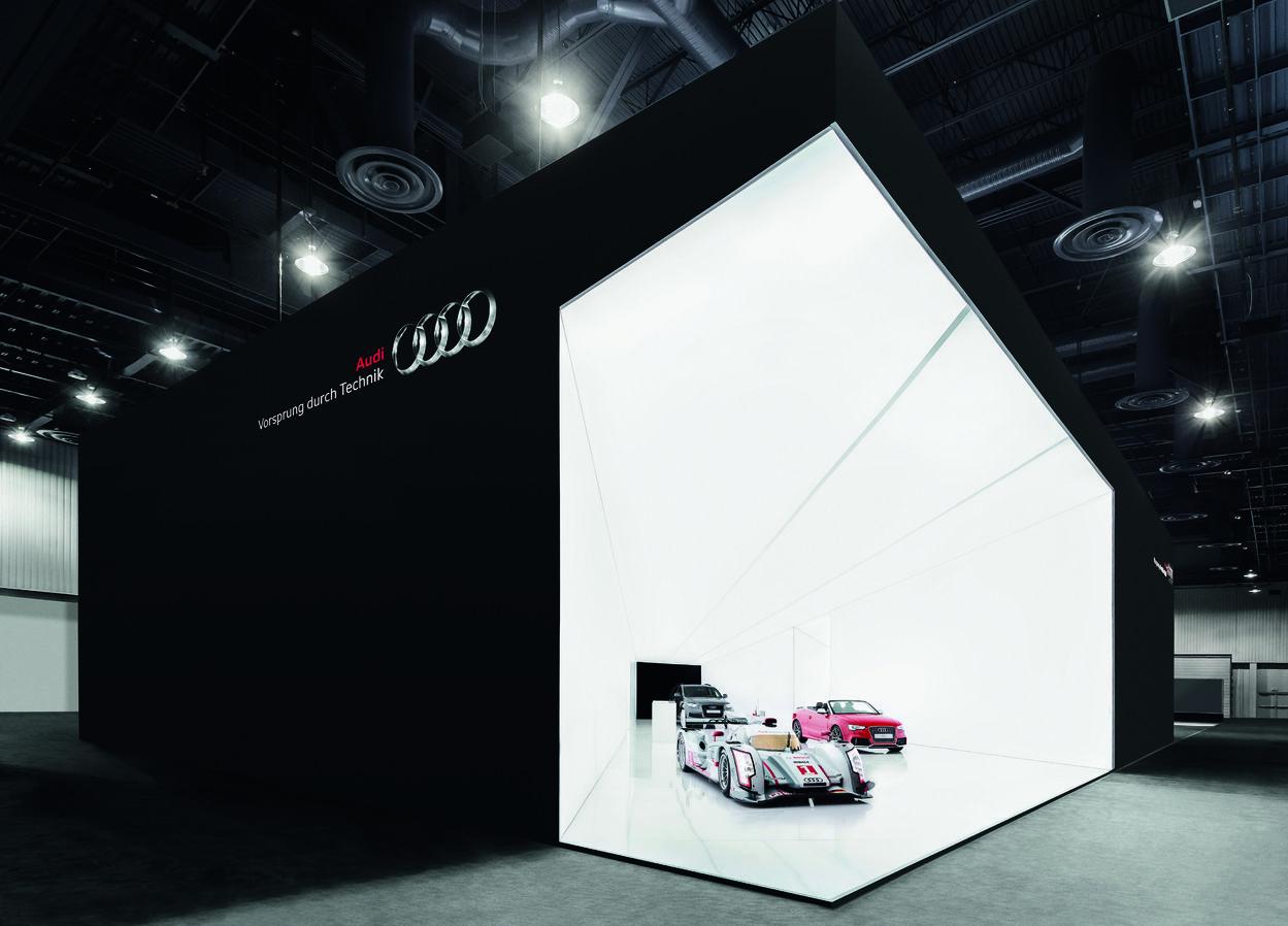 Audi CES Las Vegas 2013 - Tomorrow Awards