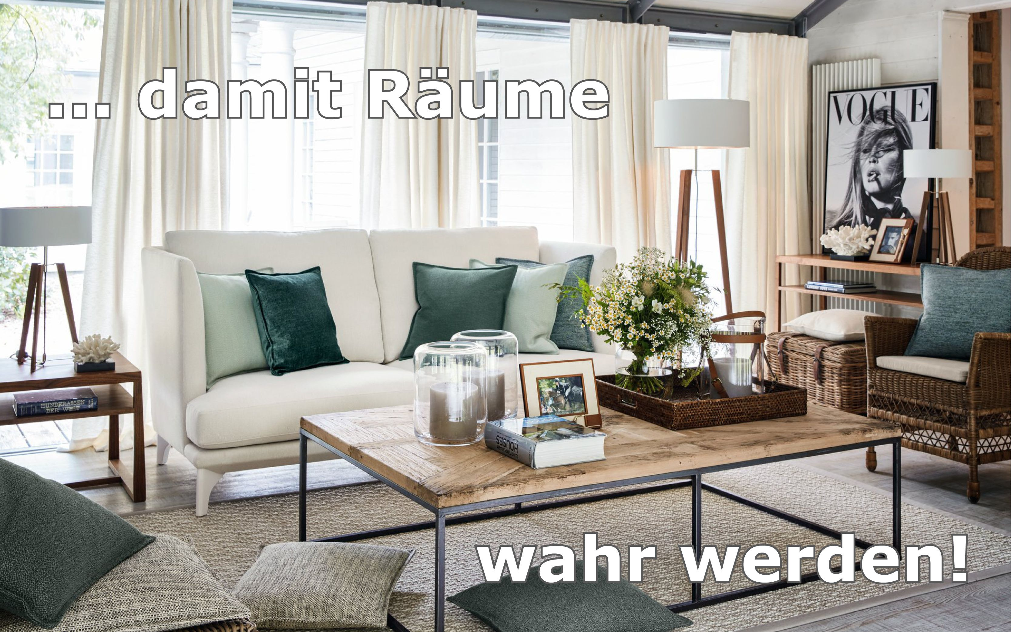 Raumausstattung Mölter in 2020 Gardinen wohnzimmer