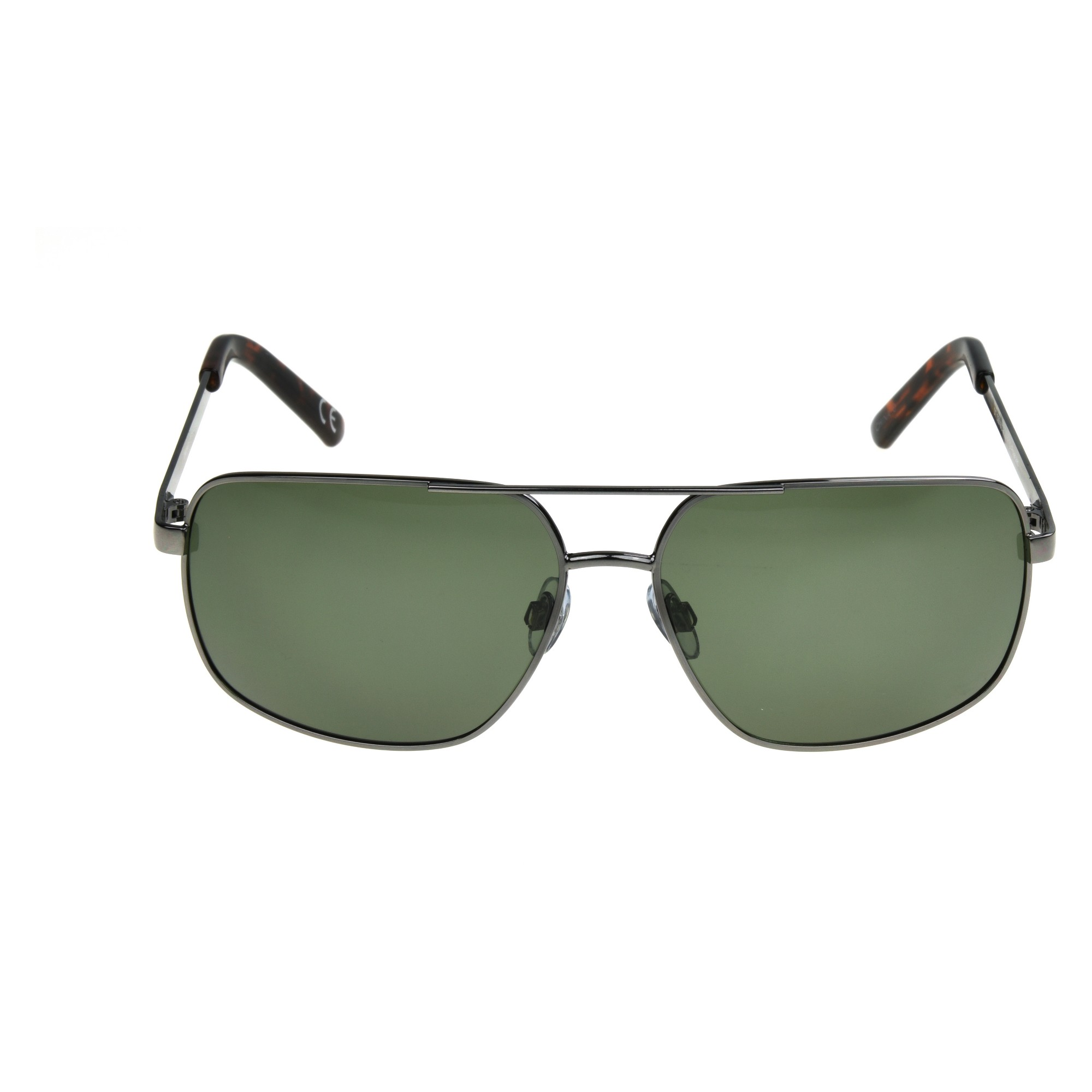 59e32c8e339e3 Men s Polarized Navigator Sunglasses - Goodfellow   Co Silver