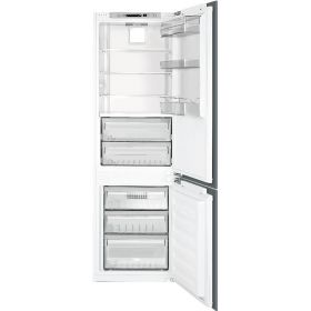 CB300U: Fridges Smeg designed in Italy, has functional characteristics of quality with a design that combines style and high technology. See it at www.smegusa.com