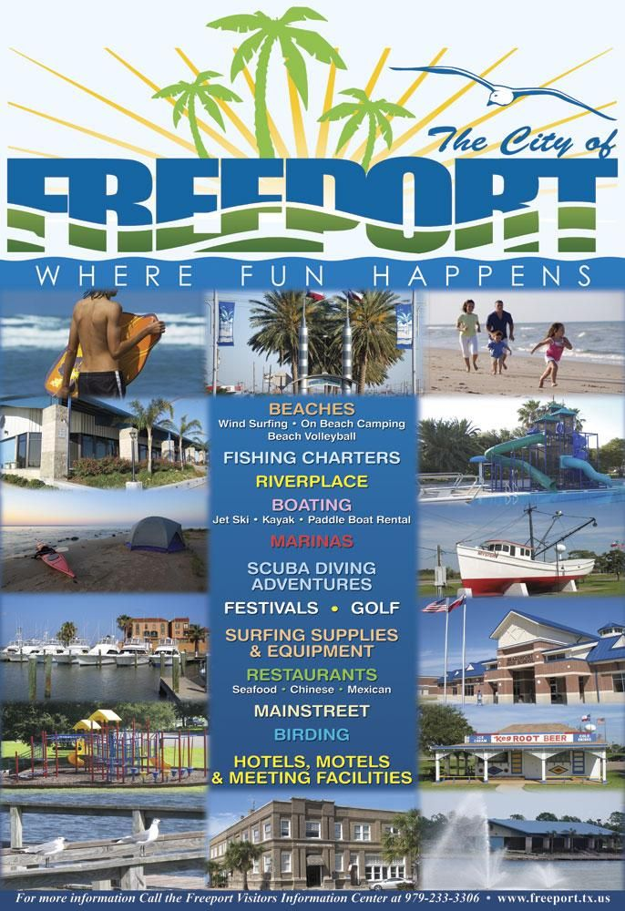 Freeport Beach Texas Reviews