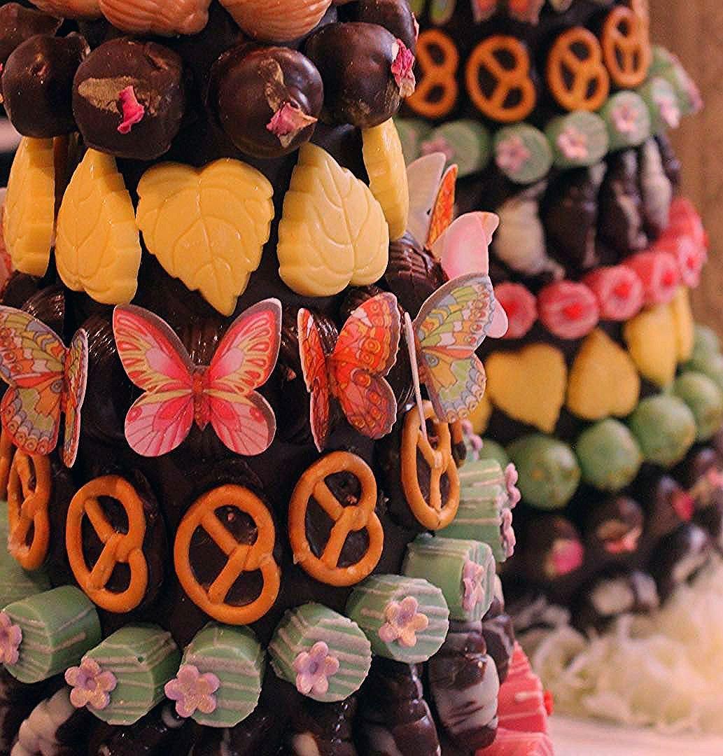 ما شاء الله تبارك الله أهرام حلا القهوة ضيافة زواج في مدينة أبها ألف مبروك بلقيس و مهند وشكرا لاختيار Food Gifts Wedding Table Pink Instagram Posts