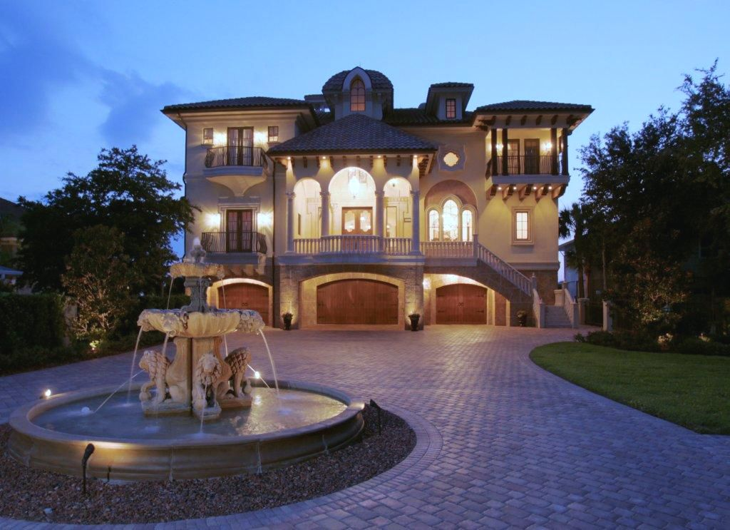 love the brick pavers in driveway luxury house plans for castles manors chateaux and palaces in european and gatsby gilded age period styles