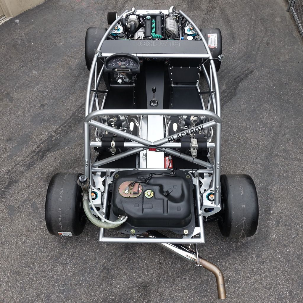 Blackbox motorsport exomotive exocet psi w full tank power weight ratio lateral g s reference lap times