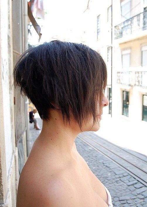 Fresh & Sophisticated - Asymmetric Bob - Trendy Bob Cut ...