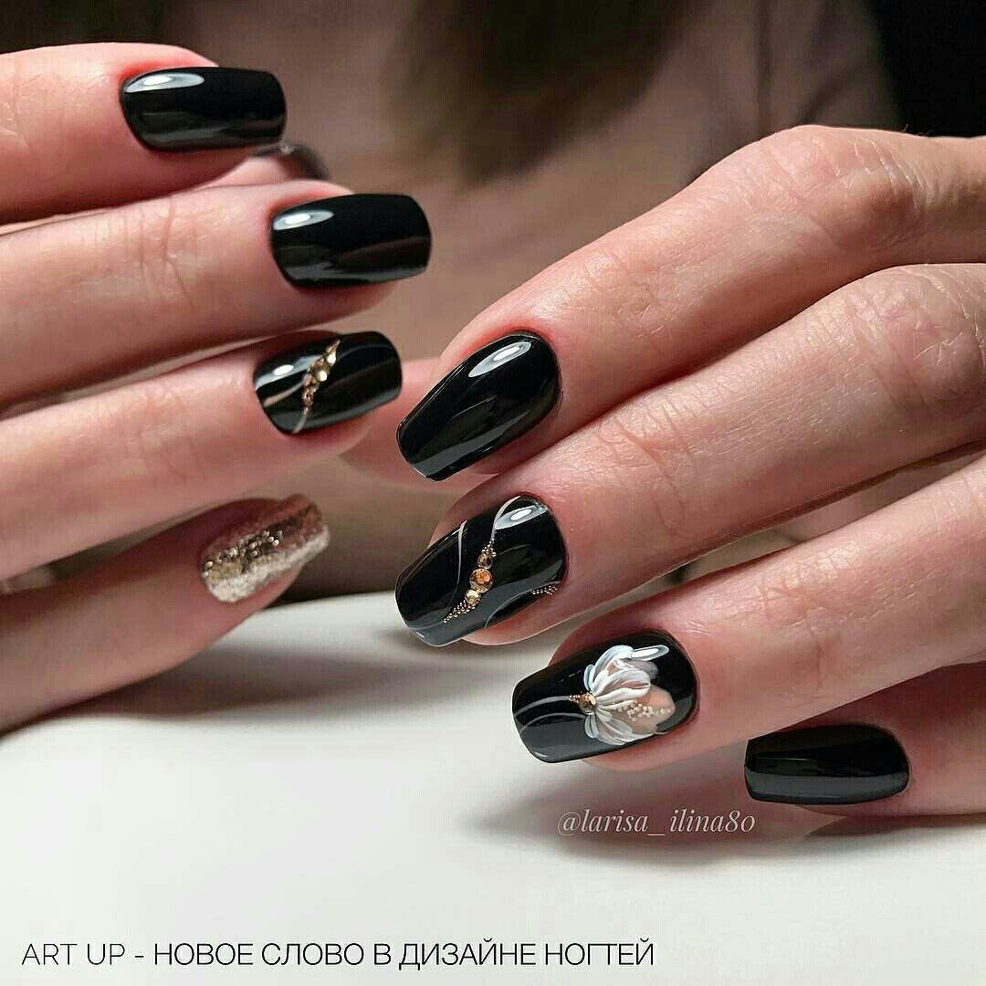Pin by Наталья on Маникюр | Pinterest | Manicure, Nail art 3d and ...