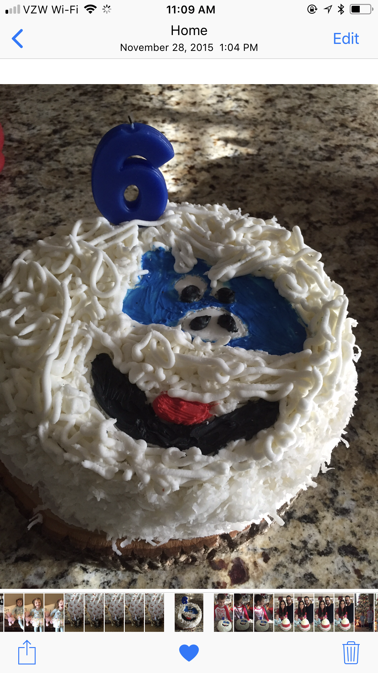 2015 Jaxs 6th Birthday
