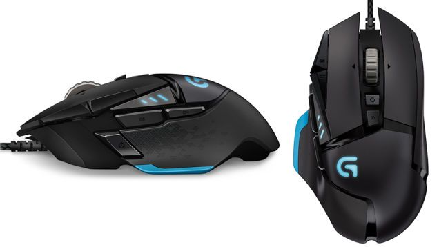cheap logtech gaming mice