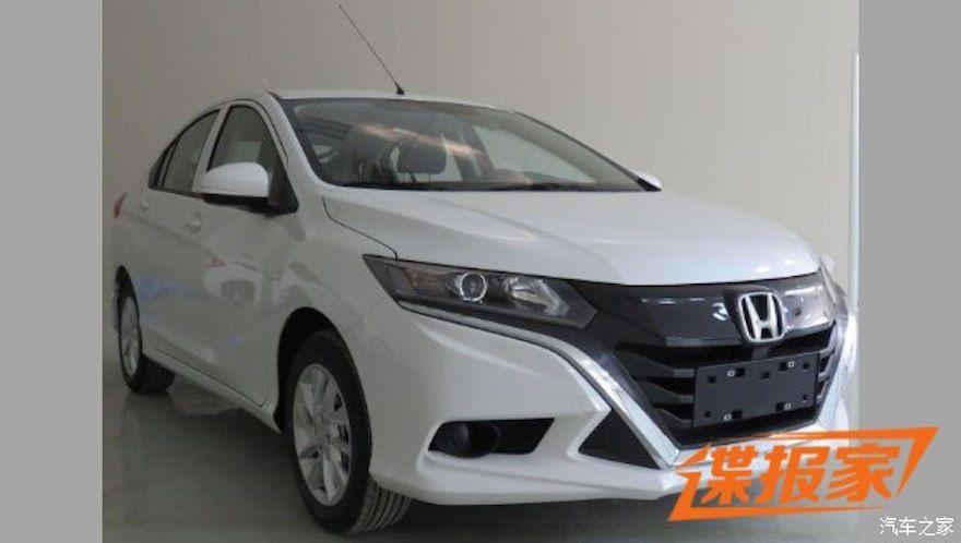 Honda City Hatchback Gienia To Debut In China Next Month Honda City Honda Bike News