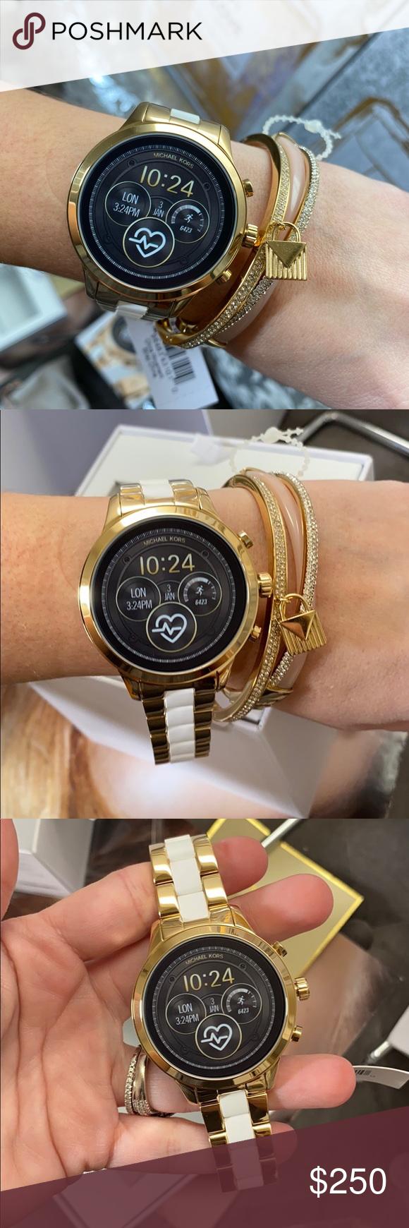 NWT Michael Kors access Sofie Smart watch Battery Life 1