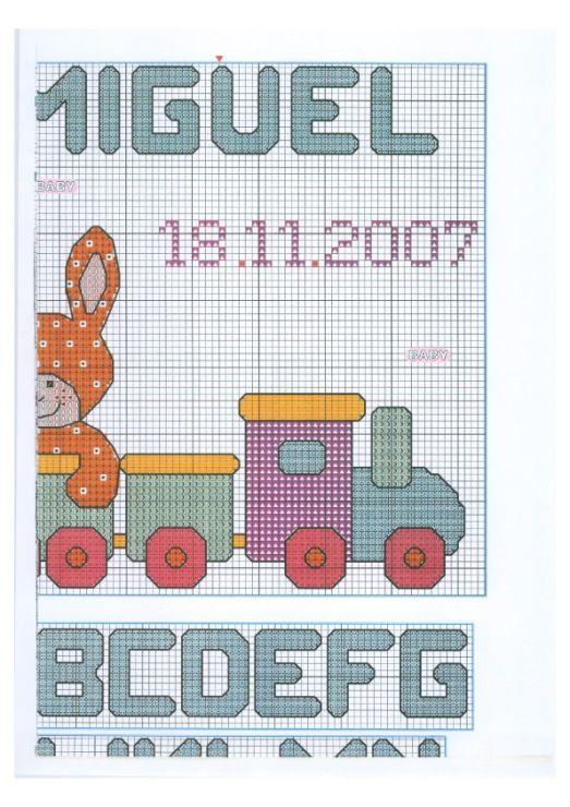 Gallery.ru / Фото #15 - Las Labores de Ana Baby Nº58 - Chispitas