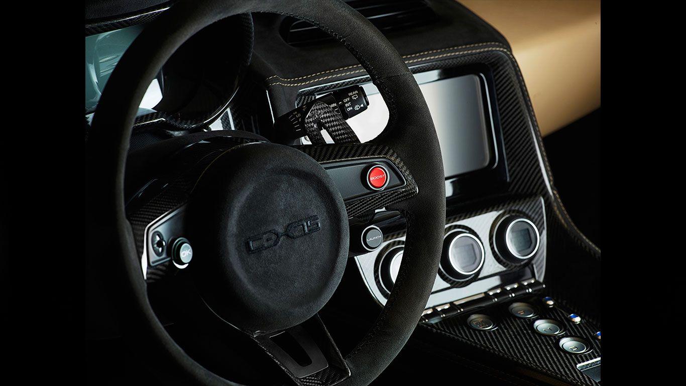 Jaguar CX75 Concept Sports Car http//www.jaguarorlando